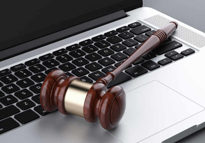 Laptop and Gavel Post Thumbnail