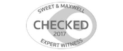Sweet and Maxwell Checked Logo - Athena Forensics 2017 Sweet & Maxwell Logo